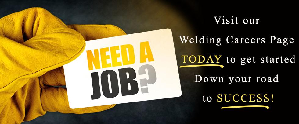 welding careers